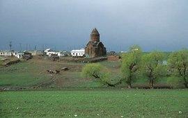 Церковь Кармир Ванк - Армения