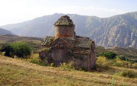 Цахац Кар - Вайоц Дзор - Армения