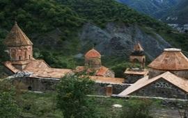 Монастырь Дадиванк - Арцах - Армения