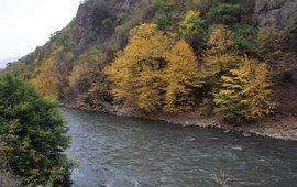 Дебед - Самя полноводная река Армении