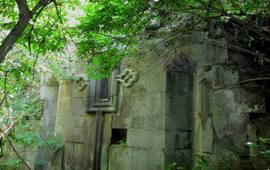 Монастырский комплекс Дехдзнут