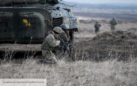 Хроника Донбасса: ВСУ игнорируют перемирие