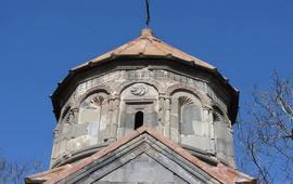 Церковь Маштоц Айрапет - Гарни - Армения