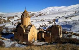Монастырь Ованнес Карапет