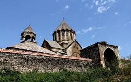Монастырь Ганзасар - Арцах - Армения