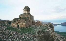 Монастырь Гармиракванк - Ван - Армения