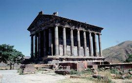 Древний храм Гарни - Армения