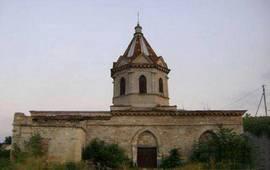 Армянские церкви в Феодоссии