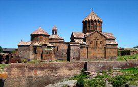 Монастырь Аричаванк - Арагац - Армения