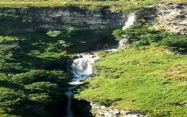 Река Дзорагет- Степанаван - Армения