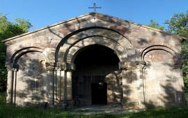 Монастырь Бхено Нораванк - Сюник