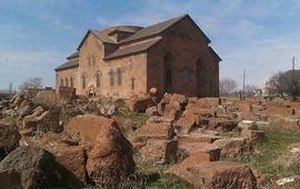 Аручаванк - Арагацотн - Армения