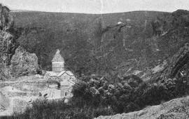 Монастыри озера Ван - Армения