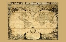 Издание первой армянской печатной карты