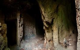 Пещеры Ластивер у реки Хачахпюр