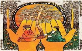 Легенда о персиковом дереве