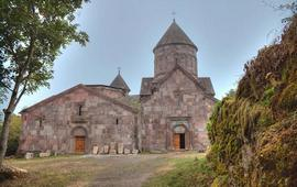 Монастырский комплекс Макараванк