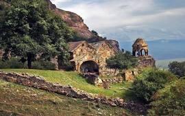 Монастырь Србанес - Лори - Армения