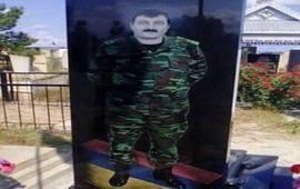 В Азербайджане с героями напряженка