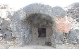 Усыпальница царей Армении