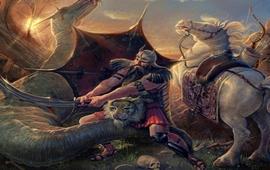Происхождение мифологических царей III