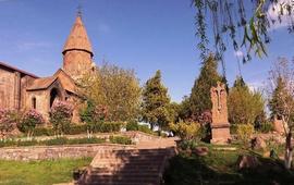 Церковь Сурб Марине - Аштарак - Армения
