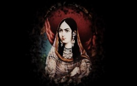Тадж-Махал - символ Индии и армянка