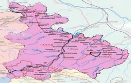 Тавуш-Берд - Армения