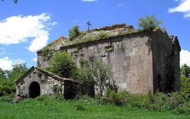 Тежаруйгский монастырь - Меградзор