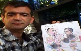 Блогер критиковавший Алиева найден