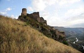 Крепость Тмкаберд - Джавахк