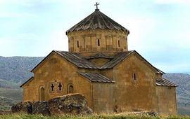 Церковь Сурб Аствацацин - Вайоц дзор