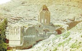 Исчезнувшие церкви Агулиса