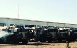 Ежегодные военные учения в Азербайджане