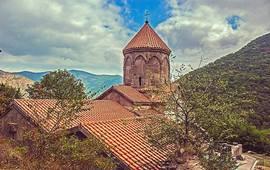 Монастырь Ваганаванк - Капан - Армения
