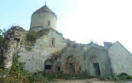 Монастырь Нор Варага - Армения