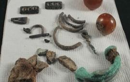 В Гаваре обнаружена древняя гробница