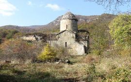 Аракелоц Ванк - Тавуш - Армения