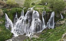 Река Воротан - Армения
