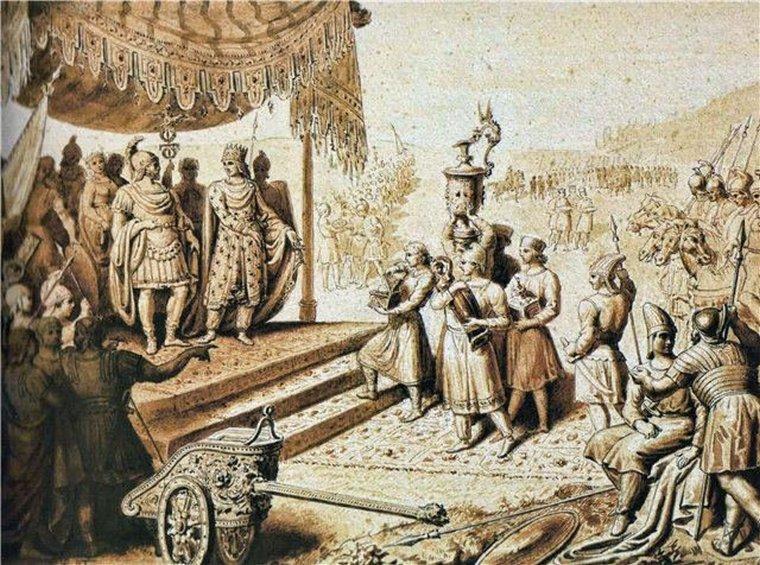 Картинки по запросу Армянский царь Арташес и его внук Тигран Великий
