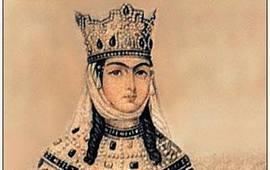 Парандзем - Царица Армении