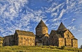 Монастырь Макараванк - Тавуш - Армения