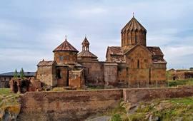 Монастырь Аричаванк - Армения
