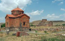 Талинский собор - Талин - Армения
