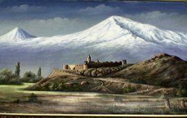 Моя Армения - Эхо на вершине Арарата