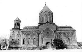 Церковь Сурб Аменапркич - Гюмри - Армения