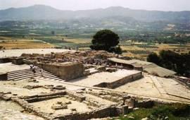 Армянский язык в критских надписях и название города Кносс