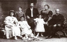 Из истории армян Сирета