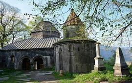 Церковный комплекс Санаин - Армения