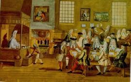 Первые европейские кофейни